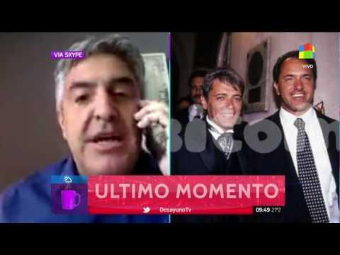 El abogado de Scioli le apuntó a Mirtha Legrand por la declaración de Silvestre