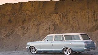 #171. Chevy II Nova 400 Wagon 1964 (RETROCAR)