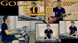 GoldenEye 007 | Silo N64 [Drum/Bass/Keyboard Cover] DonutDrums