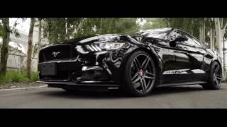 [商業影片] 形象宣傳短片 汽車輪框 DPE Wheels Taiwan   Mustang on DPE Flowtech FT 5S