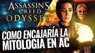 Assassin's Creed Odyssey | Como encajaría la Mitología y Leyendas en la Saga Assassin's Creed