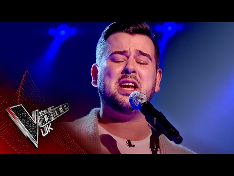 Sam O'Hara performs 'Don't Worry Baby': Blind Auditions 6 | The Voice UK 2017