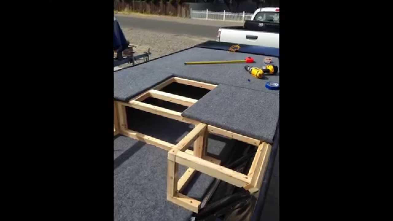 14 Foot Jon Boat modification - YouTube