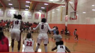Laeticia amihere throws down a monster slam. (video courtesy of ontario basketball)