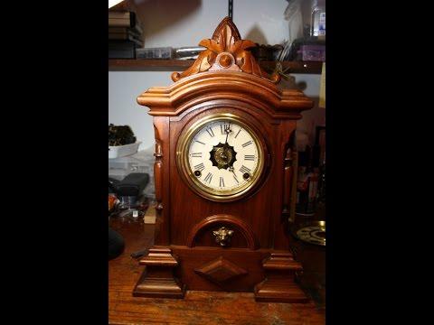 Florenz Kroeber Clock Repair