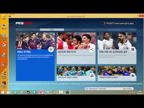 Pes 2017 Crack 1.01.01 Offline crack 1.Video