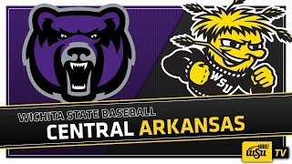Wichita State Baseball :: WSU vs. Central Arkansas