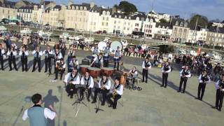 Le bagad de Vannes a un incroyable talent HD