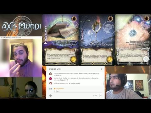 Opiniones Axis Mundi y Cartas recomendadas