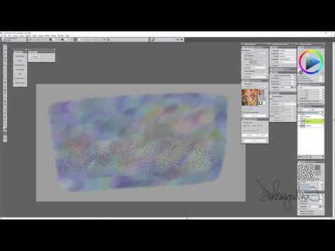 Corel Painter 2018 Digital Art Software NEW Selection Brushes