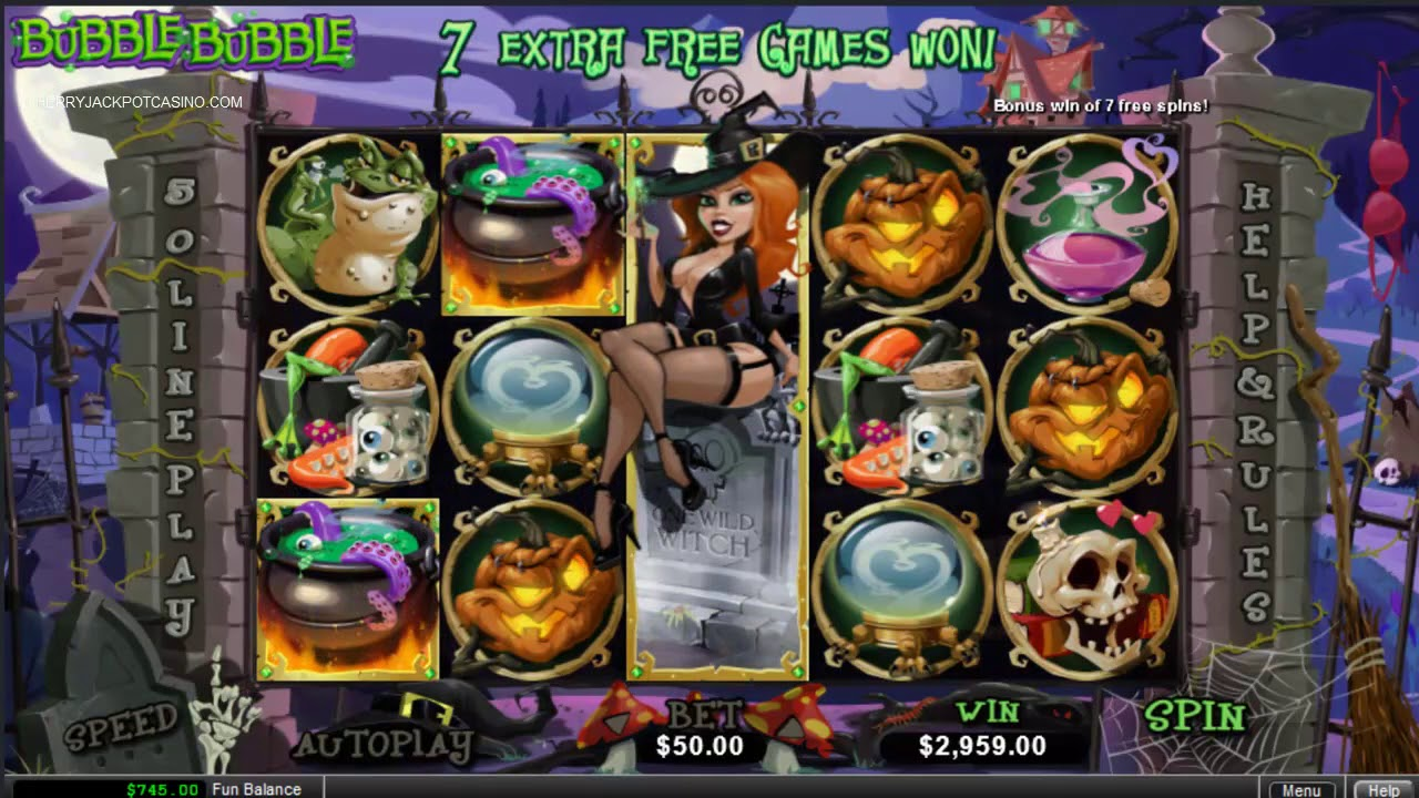 Cherry Jackpot Casino 20000 Bonus Youtube