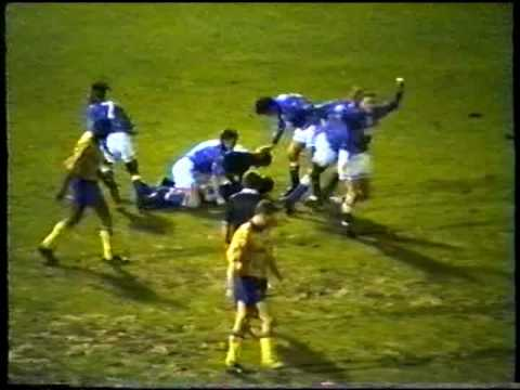 Carlisle V Huddersfield Autoglass 22-3-1994 Joe Joyce