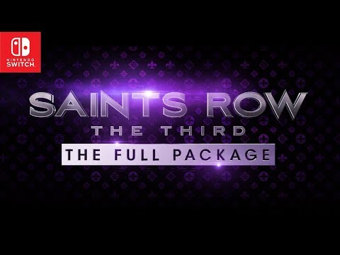 Contest: Grab your gat for a Switch copy of Saints Row the Third: The Full Package