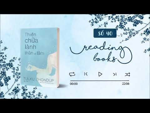 [Audiobook] Thiền chữa lành thân và tâm