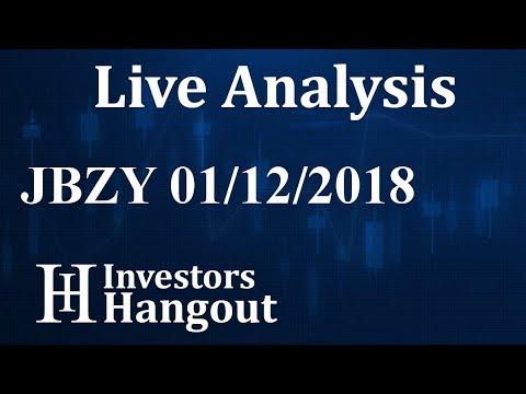 JBZY Stock Live Analysis 01-12-2018