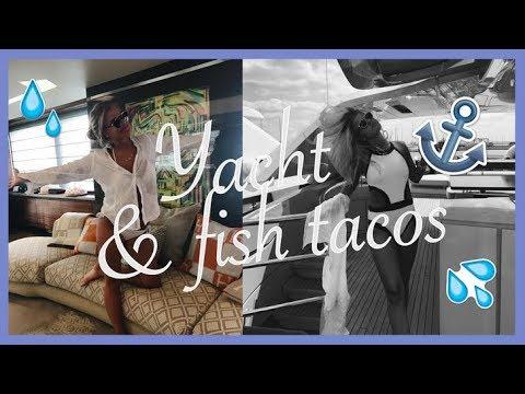 PALMA 2017 | Yacht & fish tacos