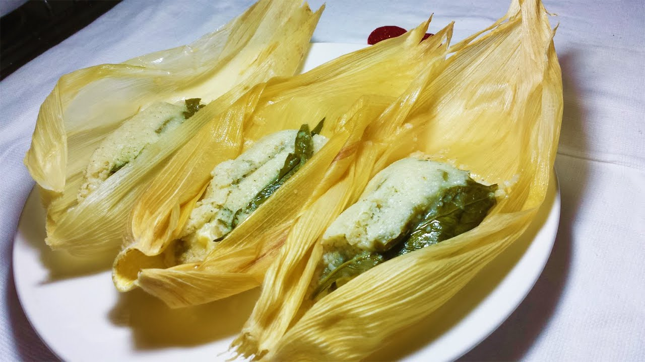 Cocinar tamales de nopales con queso facil youtube for Cocinar nopal