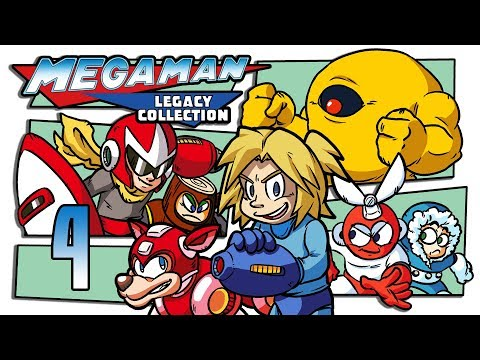Let's Play Mega Man Legacy Collection [German][Blind][#4] - Wenn man zu gierig wird!