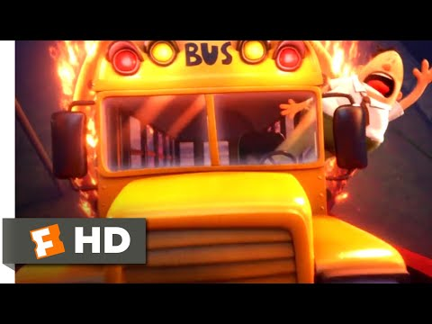 Captain Underpants The First Epic Movie 2017 The School Fair Scene 8 10 Movieclips Youtube