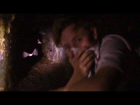 WALK OF DEATH - Bat infested Gold mine! | TDB