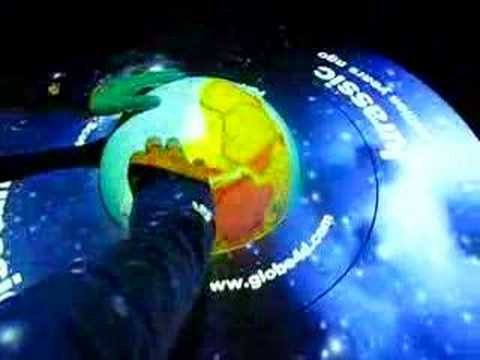 Globe Display