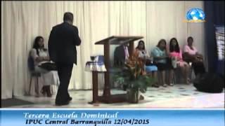 LA ENCARNACION DE DIOS PASTOR ALVARO TORRES 12 05 15