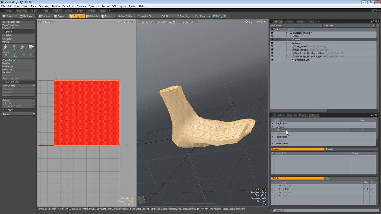 Adobe Fuse CC - Tutorial Custom AlphaHair Import by Jun Uehara