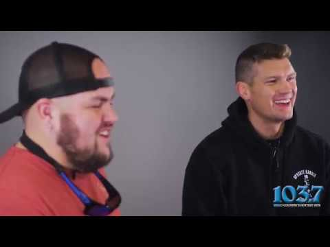 UFC Fighter Stephen Thompson's Exclusive Interview with Big Sexy
