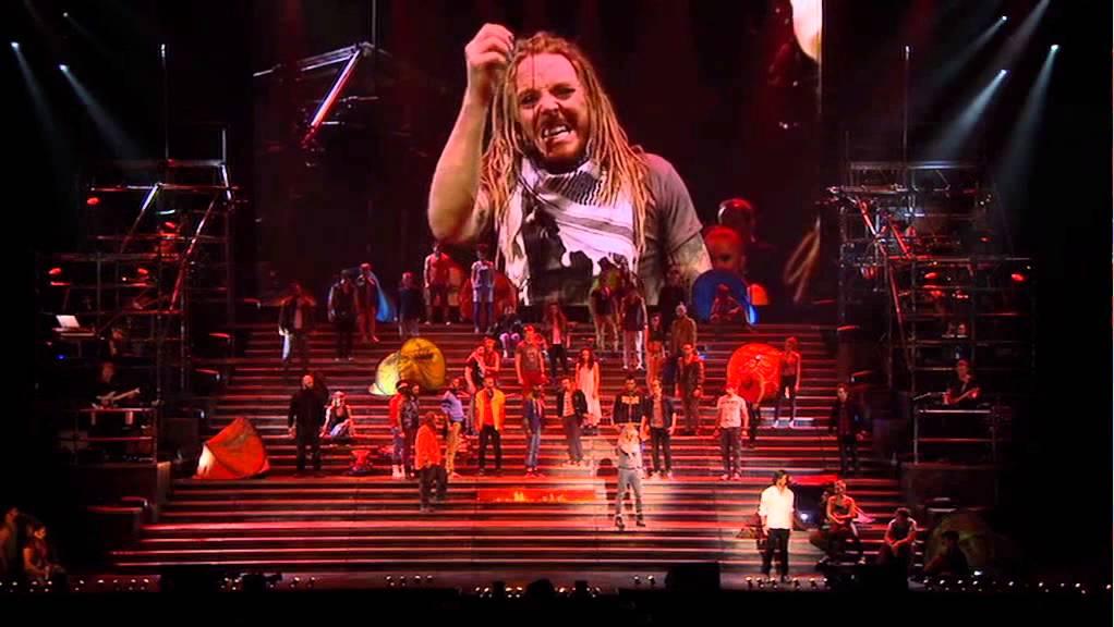 All Star Auto >> Jesus Christ Superstar Arena Tour - Tim Minchin Autotune ...