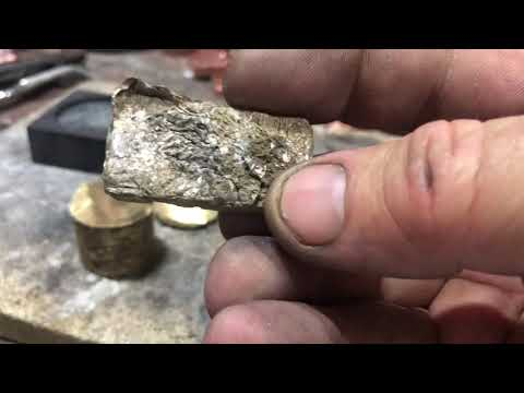 Melting Brass What went wrong