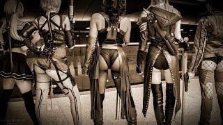 Korn - Get Up! ft. Skrillex Cover - Точка Z Вставай! БЕЗ ЦЕНЗУРЫ!!! (Sucker Punch)