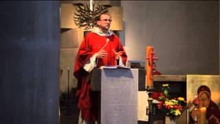 Rekolekcje przed Zesłaniem Ducha Św.- Dominikanie czwartek 16.05.2013 Kazanie