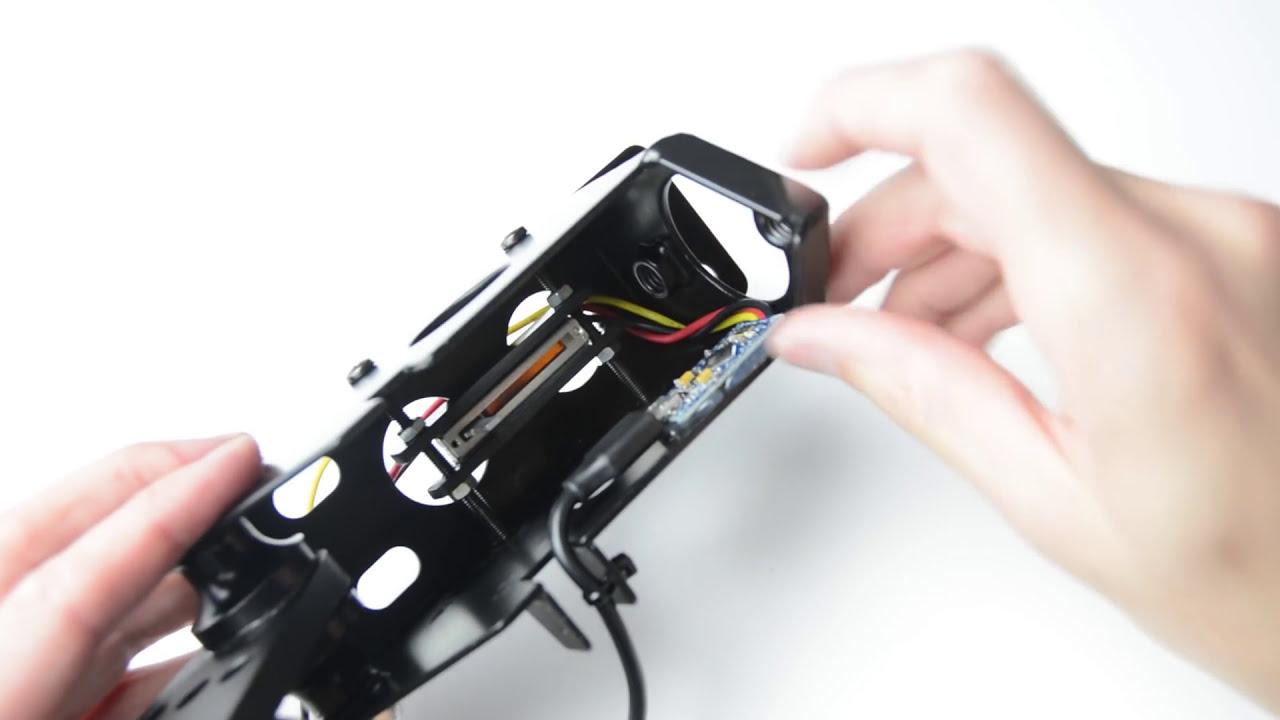 How To Make A Usb Analog Handbrake | Sim Racing Diy Ebrake  Amstudio 10:25  HD