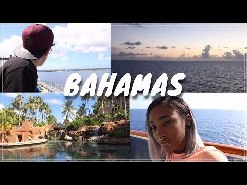 ✧ Vacation Day 2 | Almost Drowned in the Bahamas! ✧