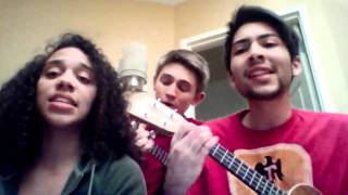 "Vampire Weekend ""Giving Up The Gun"" Ukulele Style"