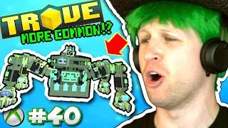 DREADNOUGHT BOSS MOUNT DROP, MORE COMMON!? ✪ Scythe Plays Trove Xbox One #40