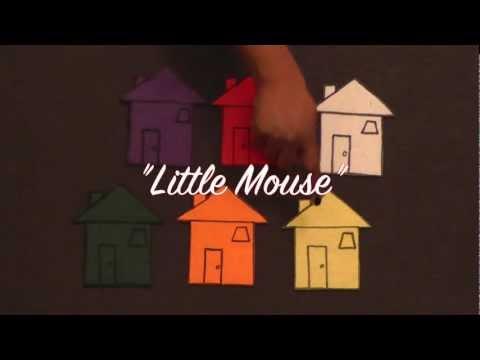Preschool Activity - Little Mouse Song - Littlestorybug