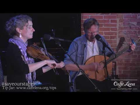 Kieran Kane & Rayna Gellert LIVE