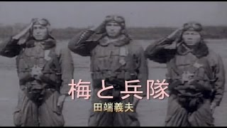 梅と兵隊 田端義夫・唄 カラオケ/hiro 亡き父が好んで唄っていたのを子...