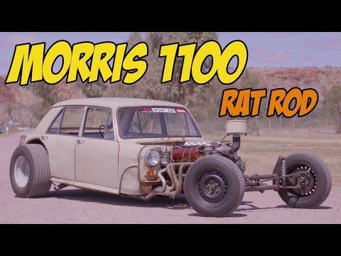 Download Youtube: Morris 1100 Rat Rod | Red CentreNATS | Street Machine
