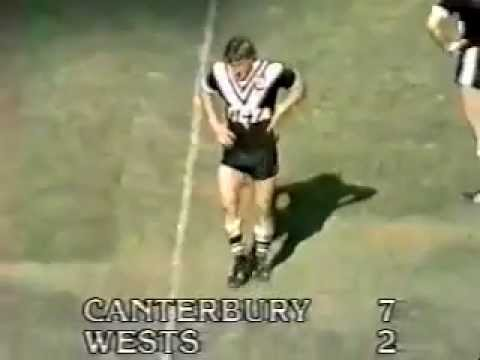 1980 Canterbury v Wests Semi Final Extended Highlights