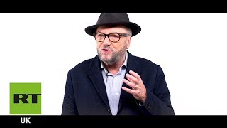 GEORGE GALLOWAY ON ANTI-SEMITISM: IT'S A WEAPON OF WAR