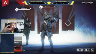 NINJA Reacts to the NEW Battle Royale - Apex Legends Funny Twitch Fails and Daily Best Moments #2