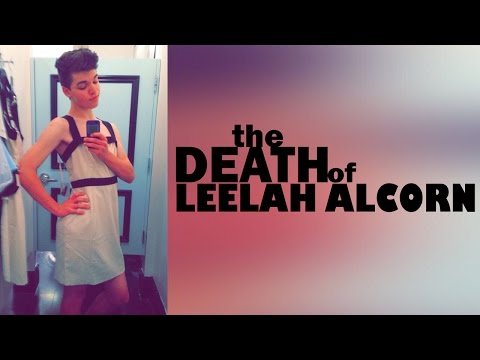 The Death of Leelah Alcorn and who