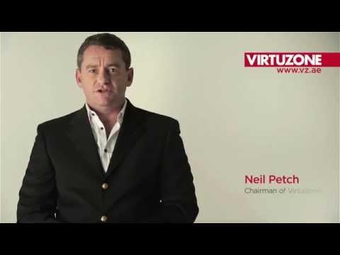 Neil Petch, Chairman of Virtuzone - A Brave New World of UAE Entrepreneurs