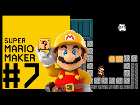 "Super Mario Maker W/ Original151 EP 07 - ""EYE OF THE TIGER!"""