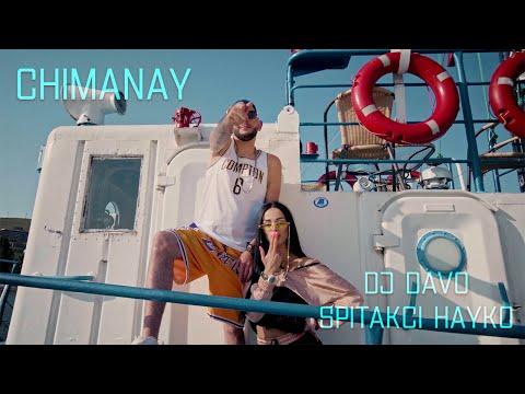 DJ Davo ft. Spitakci Hayko - Chimanay