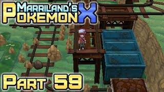Pokémon X, Part 59: Route 18!
