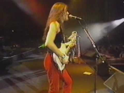 POISON - fallen angel (live 1993)