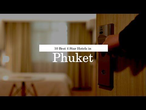10 Best 4 Star Hotels in Phuket - 2018 (New)
